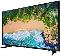Телевизор Samsung UE43NU7092 (4K UHD, Smart TV, T2, S2), фото 1