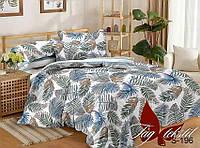 Полуторный комплект постельного белья с компаньоном S196