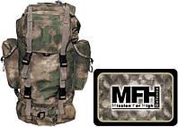 Армейский рюкзак 65л HDT camo green MFH 30253E