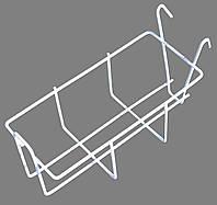 Карман прямоугольный на сетку 19 х 8 (см)