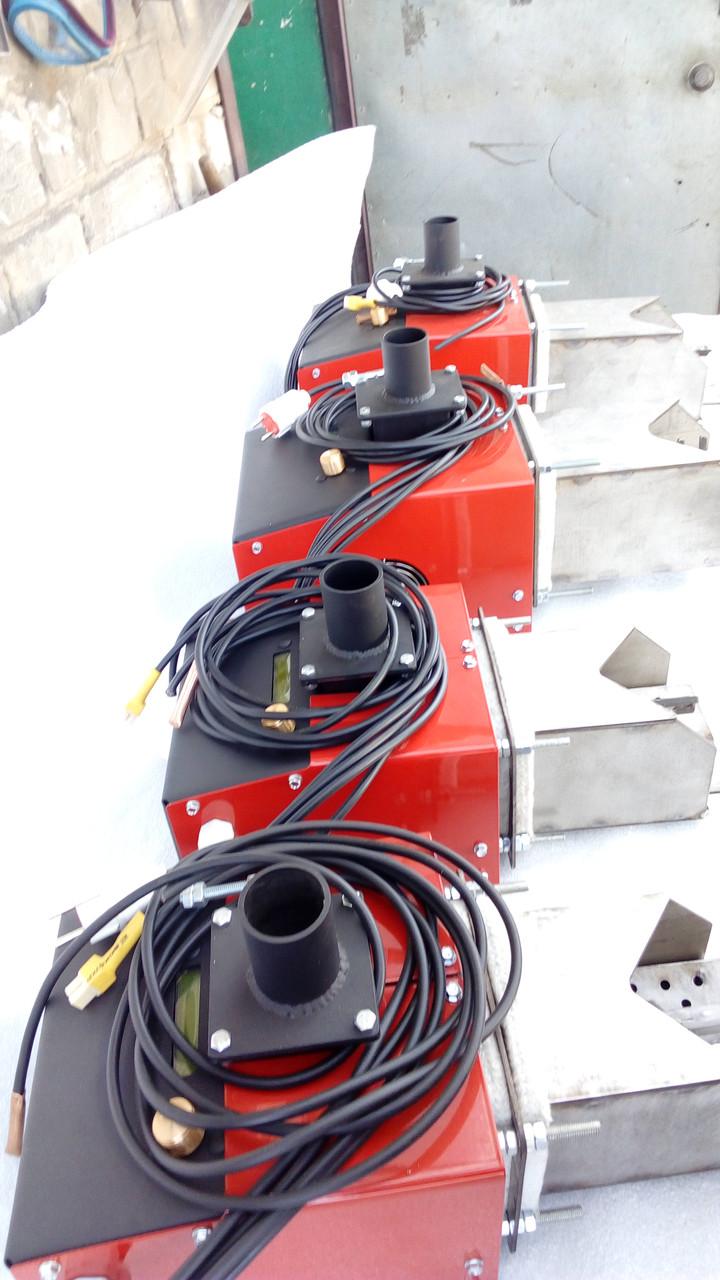 Пеллетная горелка в котёл 15 кВт/20 кВт/30 кВт/45 кВт/70 кВт/95 кВт отапливает от 50 до 980м² Пальник
