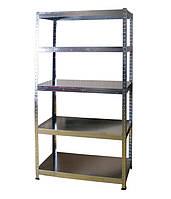Полочный стеллаж 2000х810х310х5п.метал