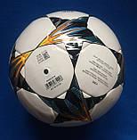 Мяч футбольный ADIDAS  FINALE KIEV COMPETITION CF1205 (размер 5), фото 5