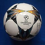 Мяч футбольный ADIDAS  FINALE KIEV COMPETITION CF1205 (размер 5), фото 2