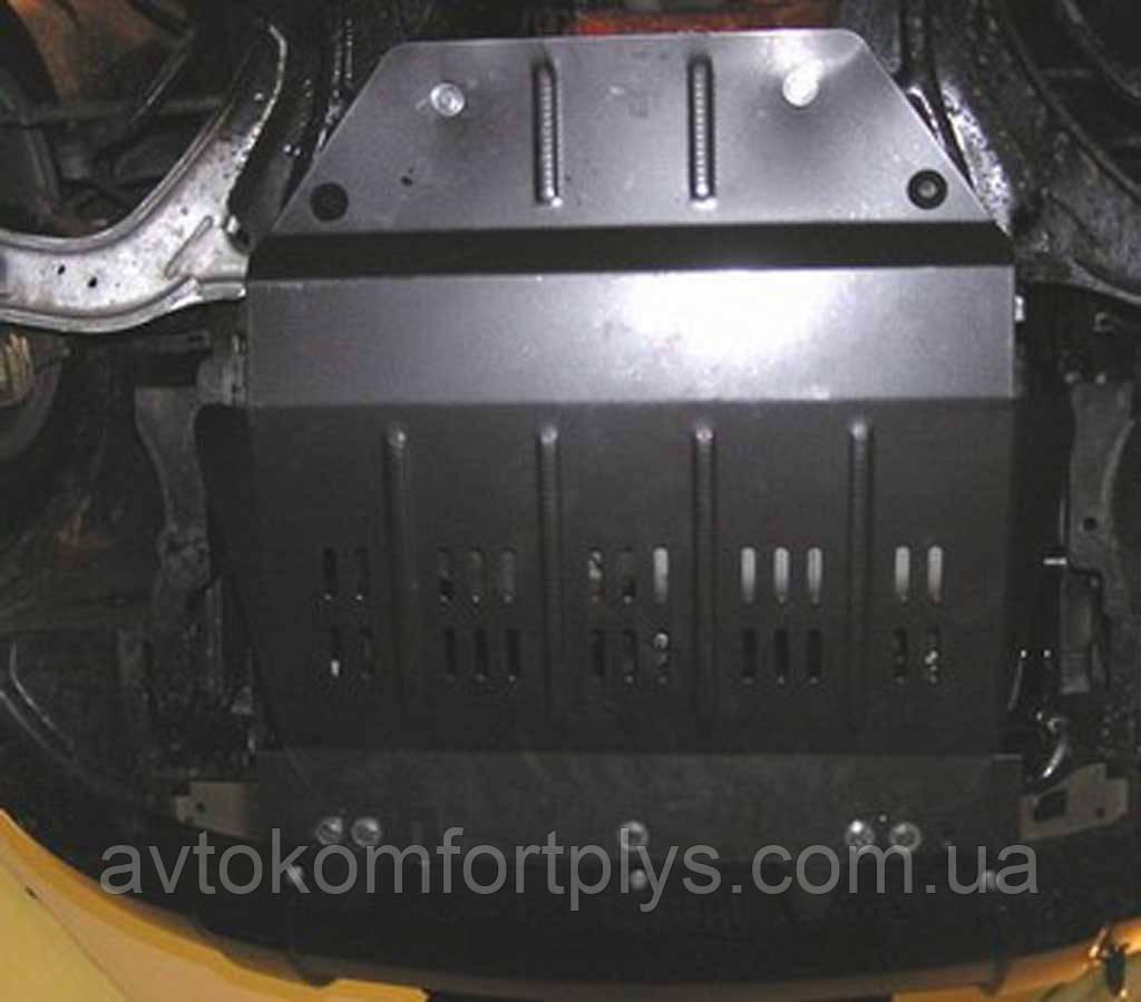 Металева (сталева) захист двигуна (картера) Citroen Berlingo II (2004-2008) (всі об'єми)