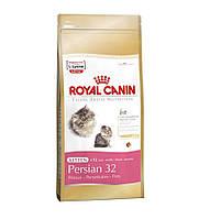 Royal Canin Persian Kitten 32 для котят персидских пород от 4 мес до 12 мес