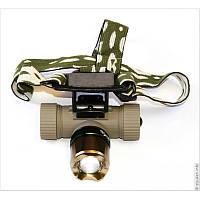 Налобный фонарь Police BL-6866