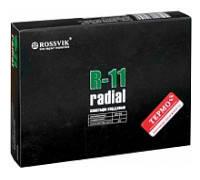 Пластырь радиальный R-11 ТЕРМО (65х95мм) Россвик