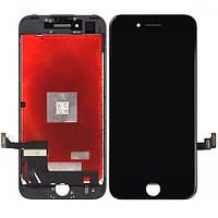 Модуль Apple iPhone 7 дисплей + сенсор, черный/белый  копия высокого качества