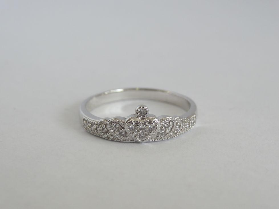 Кольцо женское Xuping с фианитами 142551
