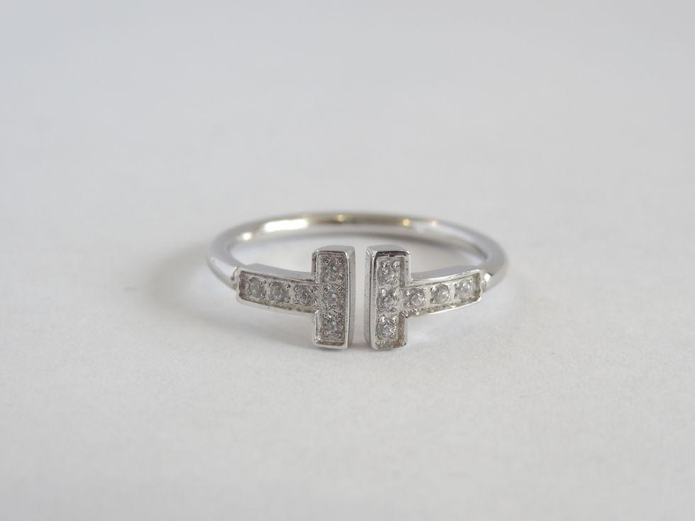 Кольцо женское Xuping с фианитами 142554