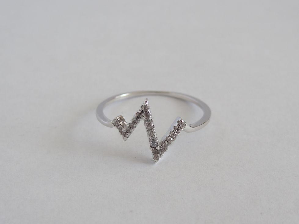 Кольцо женское Xuping с фианитами 142590
