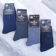 Носки мужские термо махровые хлопок BFL, размер 41-47, ассорти, HA18, фото 2