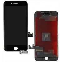 Модуль iPhone 8 (дисплей + тачскрин), чёрный/белый копия высокого качества
