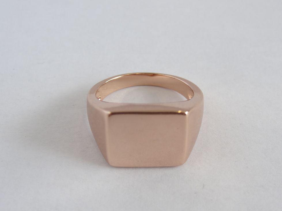 Позолоченный мужской перстень Xuping 143086
