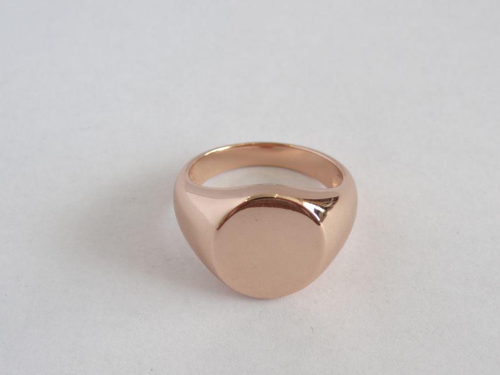 Позолоченный мужской перстень Xuping 143087