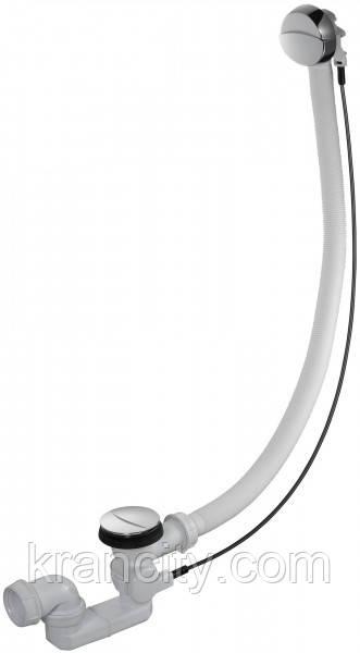 Автоматический сифон для ванны Jacob Delafon E70174-CP Франция