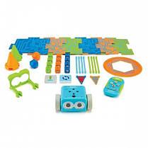 Игровой STEM-набор LEARNING RESOURCES – РОБОТ BOTLEY программируемая игрушка-робот пульт аксесс. LER2935, фото 2