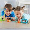 Игровой STEM-набор LEARNING RESOURCES – РОБОТ BOTLEY программируемая игрушка-робот пульт аксесс. LER2935, фото 3