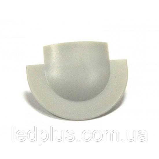 Заглушка для профиля ЛПВ7 пластмассовая