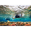 Маска для сноркелинга Easybreath SUBEA Морская волна, фото 4