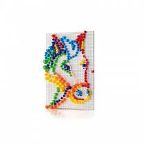 Мозаика  - Узоры Quercetti 0851-Q 300 фишек 2 доски, фото 2