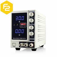 Источник постоянного тока UTP3315TFL лабораторный блок питания (0..30В, 0..5А) UNI-T