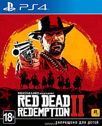 Red Dead Redemption 2 PS4 \ PS5