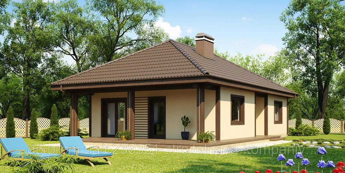 Проект дома uskd-13