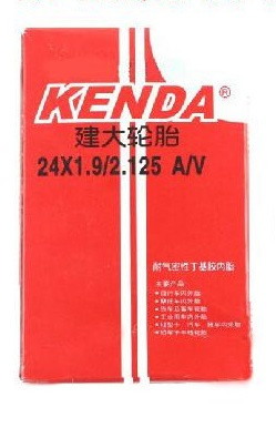 Камера Kenda 24 x 1.95/2.125 (AV 48mm)