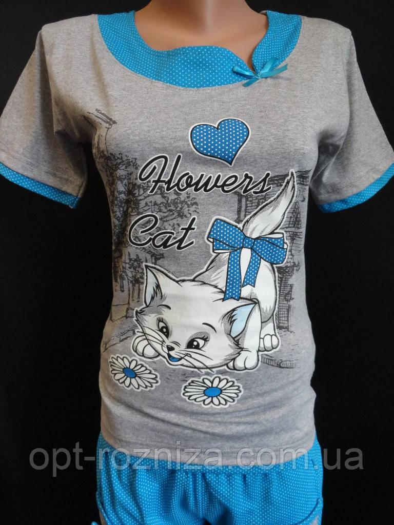 Качественные пижамы из хлопка для молодежи.