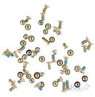 Набор винтов Apple iPhone 6 полный комплект Gold