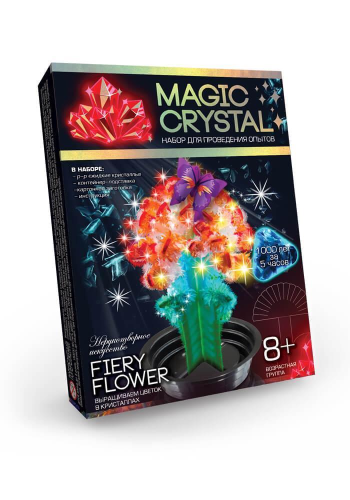 """Набор для провидения опытов """"MAGIC CRYSTAL"""" 7820DT"""