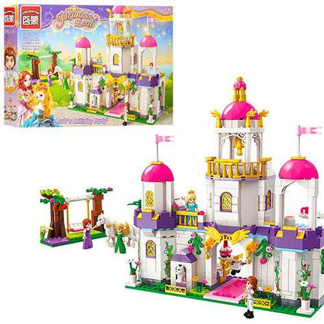 Конструктор BRICK 2610 Замок принцессы, фото 2