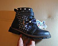 7189f24d3 Ботинки кожаные на девочку демисезонные полусапожки ортопедические.  Фирменная ортопедическая детская обувь.