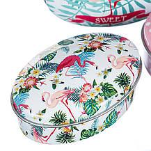"""Коробка, серия """"Утонченный фламинго"""" *рандомный выбор дизайна 0276JA, фото 3"""