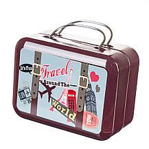 """Коробка """"Bon Voyage"""" *рандомный выбор дизайна 0264JA, фото 2"""