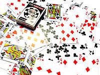 """КАРТЫ ИГРАЛЬНЫЕ ПЛАСТИКОВЫЕ """"POKER PLAYING CARDS"""""""