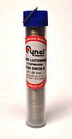 Припой Cynel в колбе 1 мм Sn60/Pb40 с флюсом 16 г
