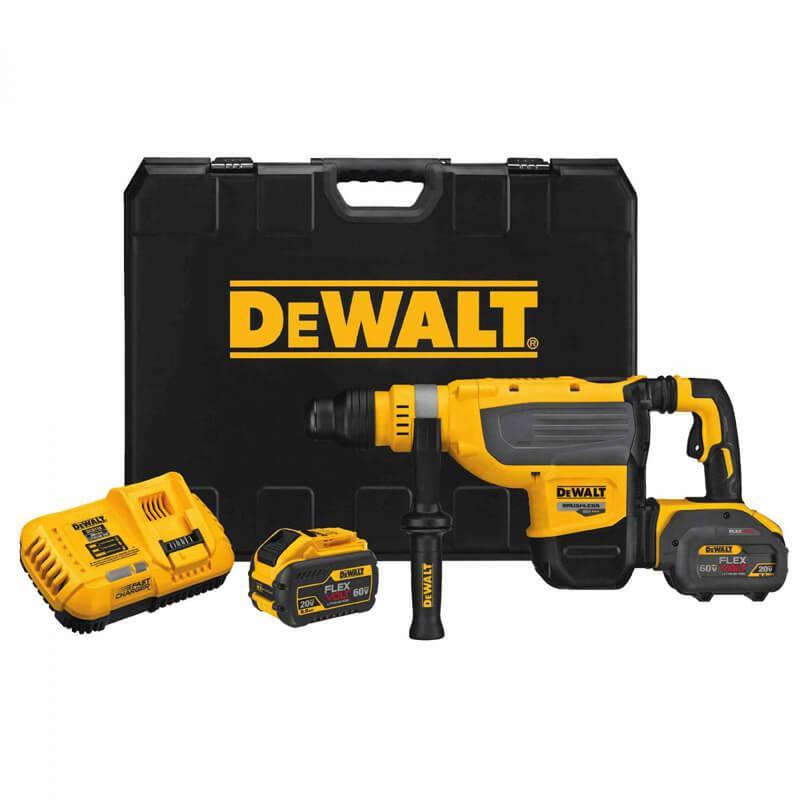 Перфоратор аккумуляторный DeWALT DCH733X2