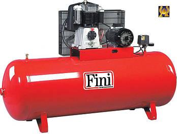 Компрессор 10 бар 500 л/мин BK-119-500F-7.5 FINI