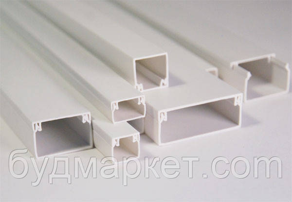 Кабель-канал  12 х 12 мм  (2 м)
