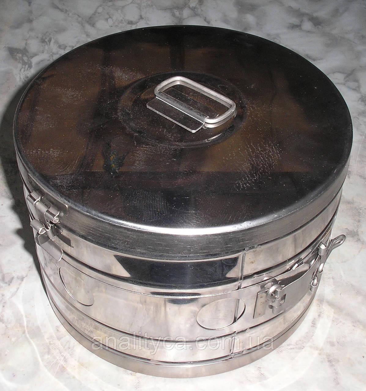Коробка стерилізаційна КСК-6