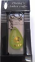 Брелок для ключей фосфорный оригинальный марка авто бмв BMW