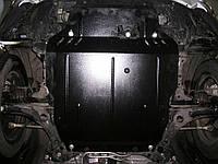 Металлическая (стальная) защита двигателя (картера) Citroen С-Crosser (2007-) (V-2,2HDI; 2.4)