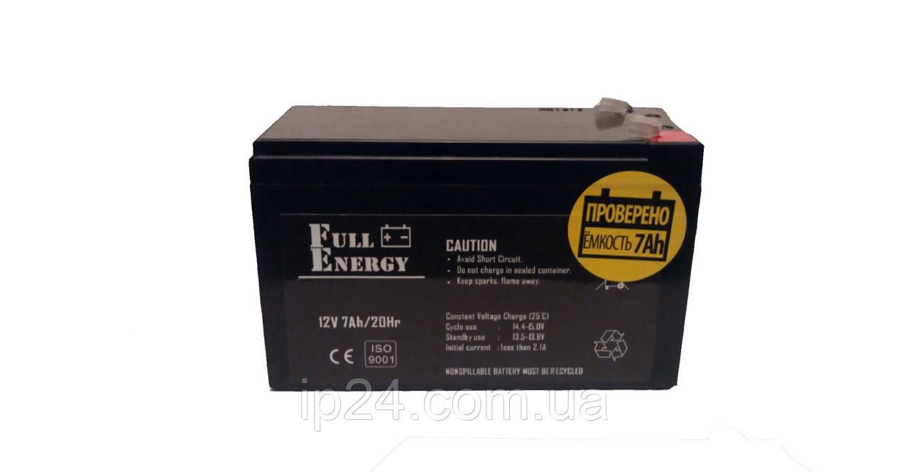 Full Energy FEP-127 аккумулятор для ИБП