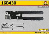 Клещи для работ с плиткой L-200мм,  TOPEX  16B430