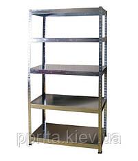Полочный стеллаж 1800х910х460х5п.метал