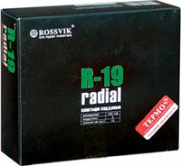 Пластир радіальний R-19 ТЕРМО (105х120мм) Россвик, фото 1
