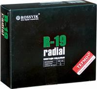 Пластырь радиальный R-19 ТЕРМО (105х120мм) Россвик
